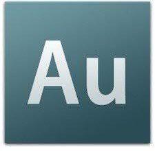 Adobe Audition digital audio workstation