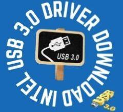 Intel USB 3.0 Driver Download