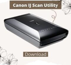 Canon IJ Scan Utility Download