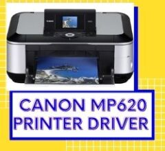 Canon MP620 Printer Driver
