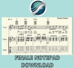 Finale Notepad Download