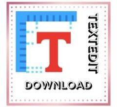 TextEdit Download